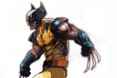 wolverine by Peter-v-Nguyen