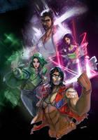 Mutantfamily by Peter-v-Nguyen