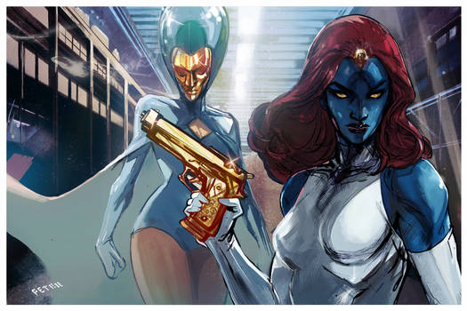 Destiny and Mystique