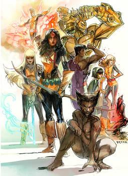 new mutants!