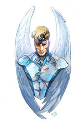 the high flying angel