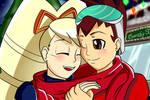Ryusei no Rockman: la navidad de Subaru y Luna -SP