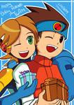 Hikari Twins - Happy Birthday