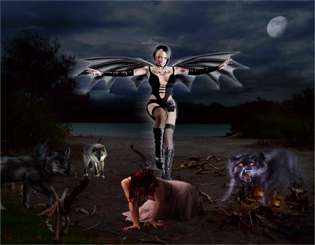 Vampire by VIPER06966