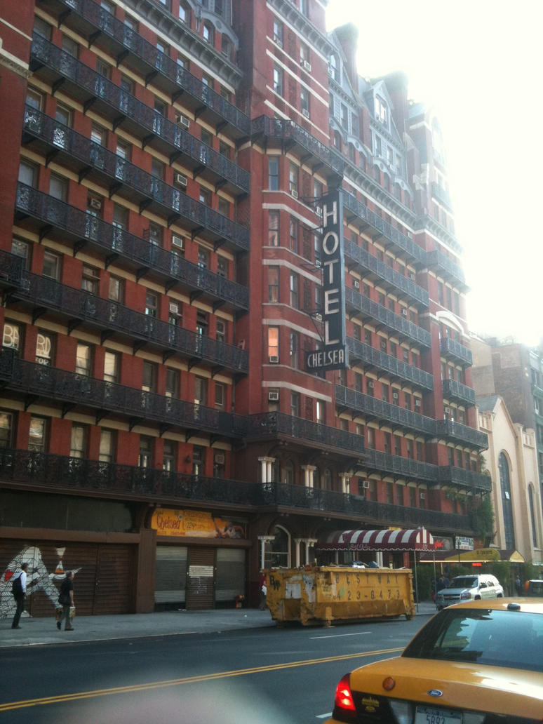 Chelsea Hotel Nyc Room