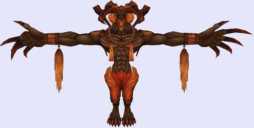 FFX Ifrit
