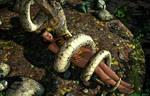 Commission- Junglegirl Wrapped
