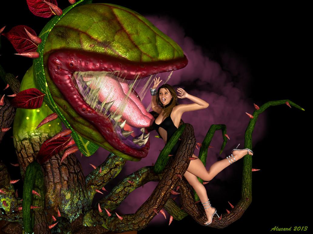 Мультфильмы 3d порно растения 60