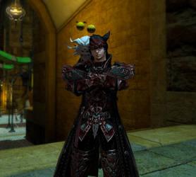 Alucard Shadowstorm FF14 Character