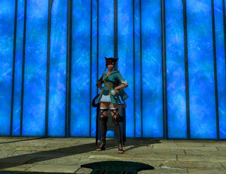Kitar'a Kitanio Final Fantasy 14 Character