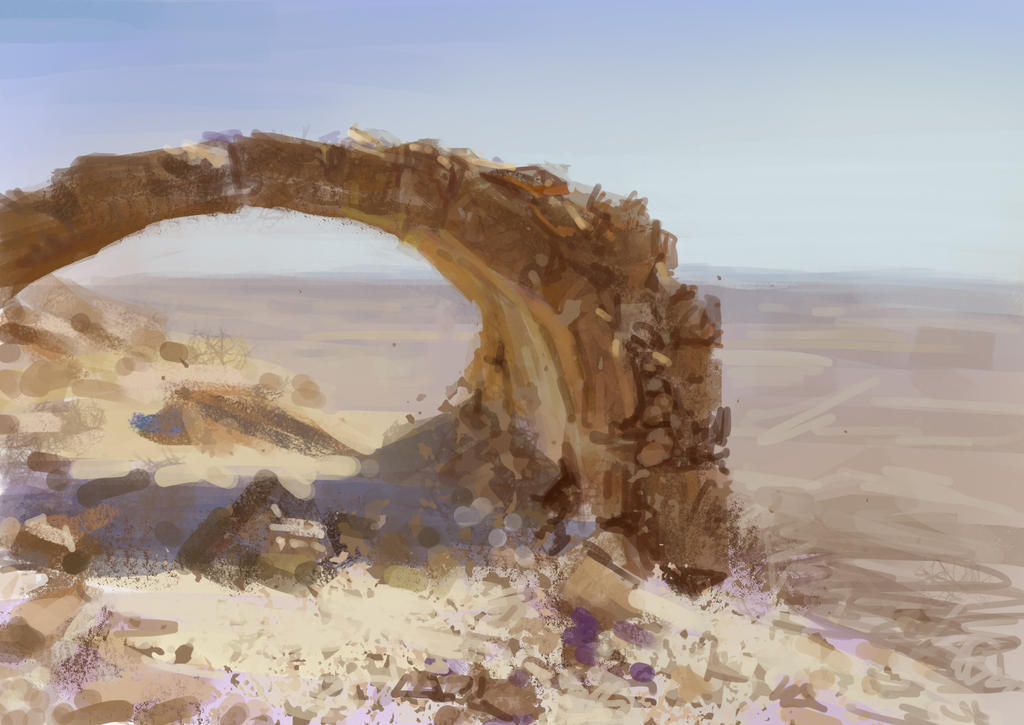 Arch by zephyr0713