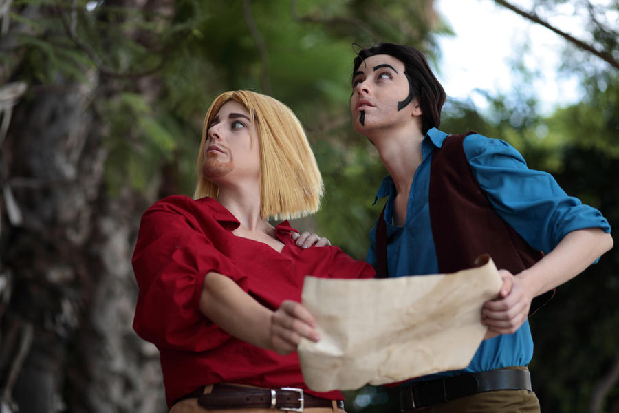 The Road To El Dorado by TheSinisterLove