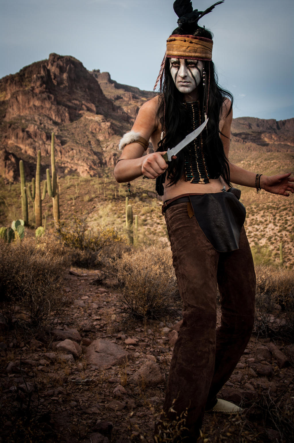 Tonto - The Wild One by TheSinisterLove
