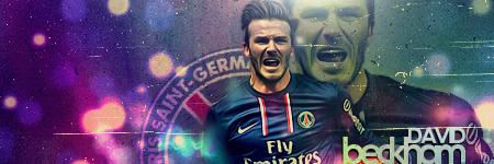 Beckham by 888graphics