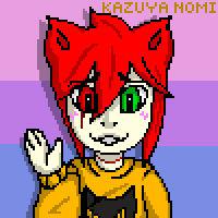 Kaz-chan Pixeled