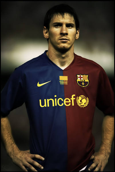 Leo Messi - Ready by Sonac