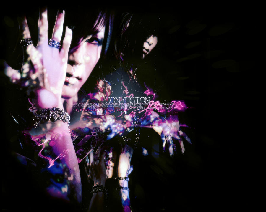 Confusion - Uruha Wallpaper by InTheDeepDark on DeviantArt