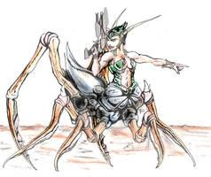ant-y girl thingy by alexvontolmacsy