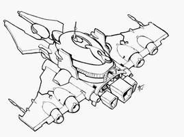 a hakaga carrier by alexvontolmacsy
