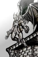 clockwork batman by alexvontolmacsy