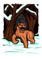 a lion in winter? by alexvontolmacsy