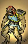 kilrathi warrior
