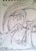 Sketchaday009 by alexvontolmacsy