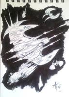 Sketchaday013 by alexvontolmacsy