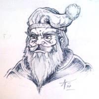 Sketchaday015 by alexvontolmacsy