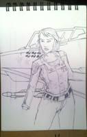 Sketchaday016 by alexvontolmacsy