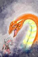dragon showdown by alexvontolmacsy