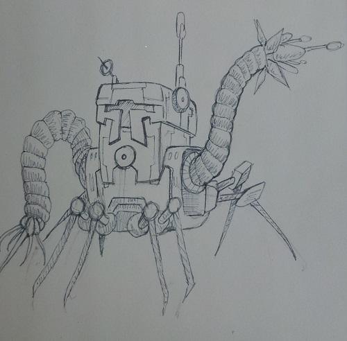 Descentbot7 by alexvontolmacsy