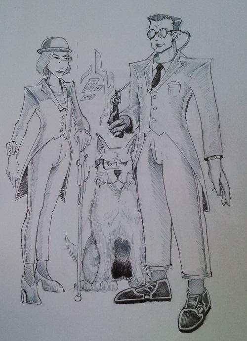 retro future aristocrats by alexvontolmacsy