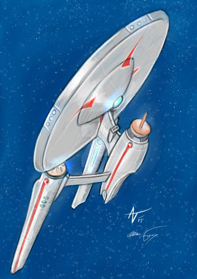 Enterprise by alexvontolmacsy