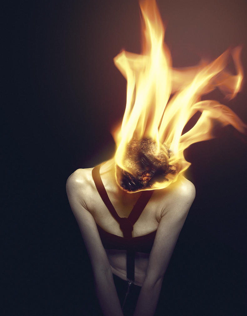 Mind On Fire by AbbeyMarie
