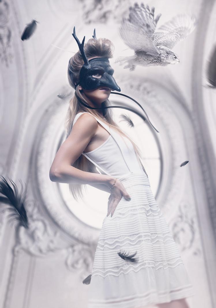 Mask by AbbeyMarie