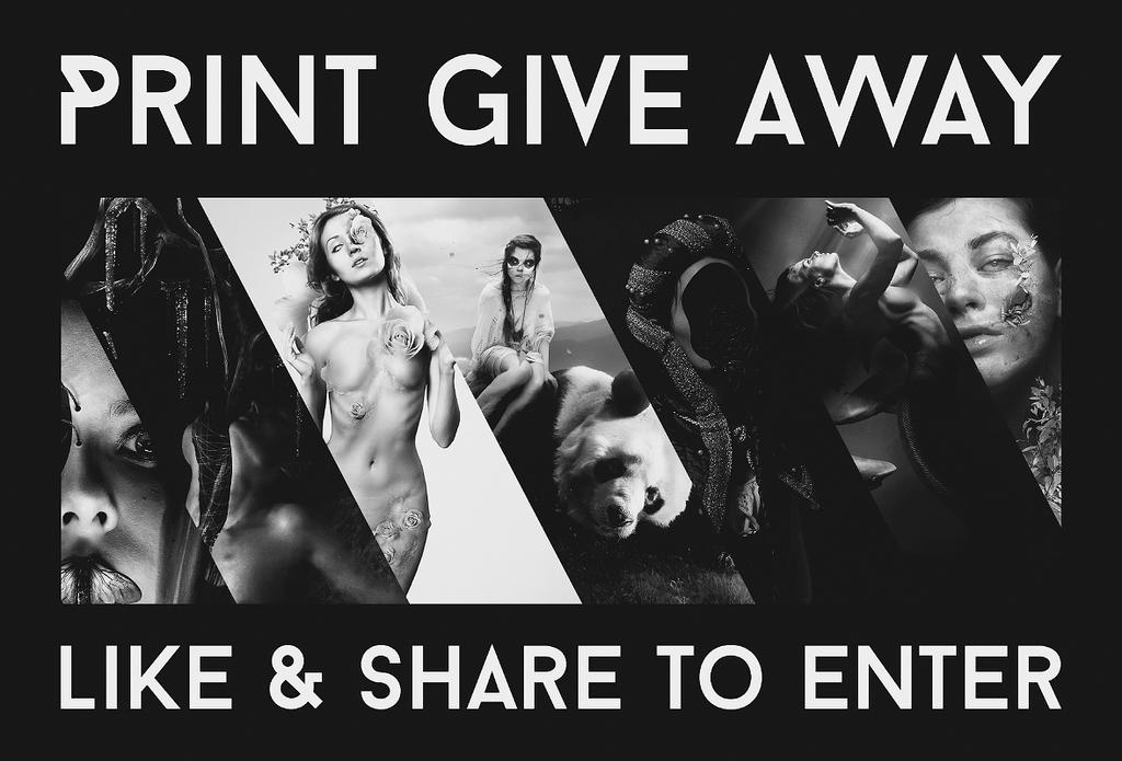 Print-give-away by AbbeyMarie