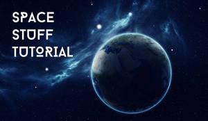 Quick Space Nebula Tutorial