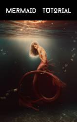 Underwater Mermaid Tutorial Part. 1 by AbbeyMarie