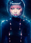 Cyber Anime (Tutorial)
