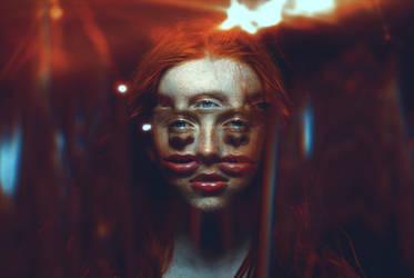 Third Eye (Video Tutorial) by AbbeyMarie