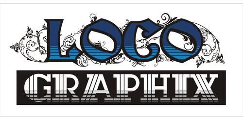 Loco Graphix Logo Design