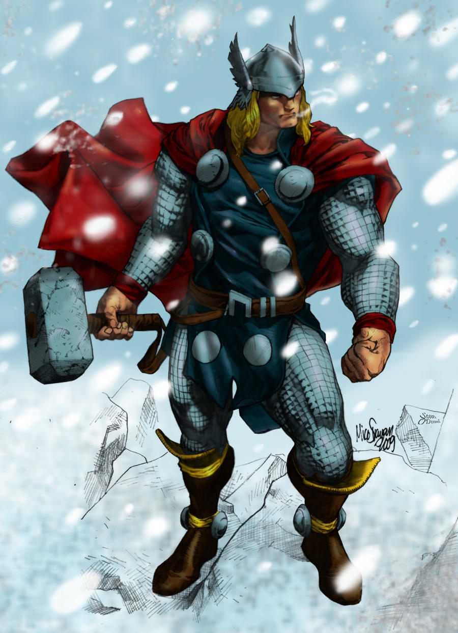 Part 14 / 8 - Page 2 Thor_by_MCornelius_by_Sean_Loco_ODonnell