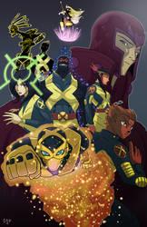 The New Mutants Fan Art