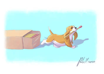 Puppy Surprise Box 5 by ritam