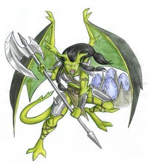 RPG Garg-Egg Defender