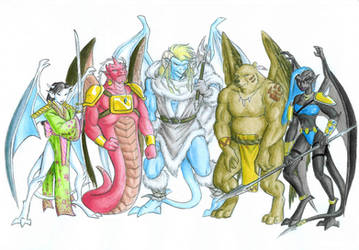 RPG Garg-All Over The World by ritam