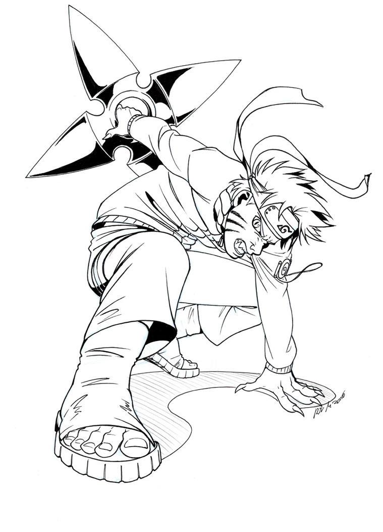 Naruto by ritam