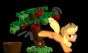 LEGO MLP: Applebuck Season Play Feat. 2