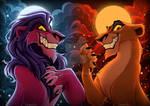 Lion King Villains